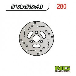 Front brake disc NG Suzuki 150 AN 1996 - 2000