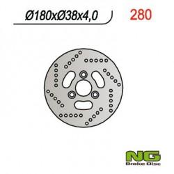 Front brake disc NG Suzuki 150 UE / VECSTAR AN 1998 - 2003