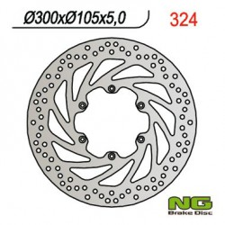 Front brake disc NG Aprilia 350 ETX 1986 - 1992