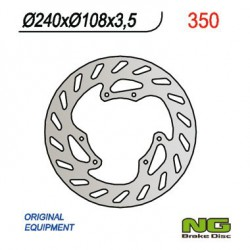 Front brake disc NG Gas Gas 50 EC ROOKIE 2000 - 2002