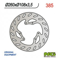 Front brake disc NG Gas Gas 50 SM ROOKIE 2001 - 2002