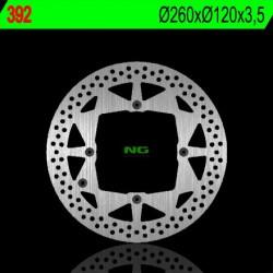 Front brake disc NG Husqvarna 630 TE 2010 - 2013