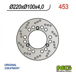 Front brake disc NG Suzuki 150 BURGMAN 2002 - 2005