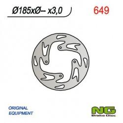 Front brake disc NG Gas Gas 50 TXT BOY / CADET / ROOKIE 2004 - 2009