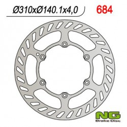Front brake disc NG Beta 400 MOTARD 4.0 2006