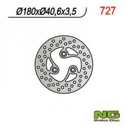 Front brake disc NG Piaggio E ZIP 2002