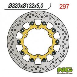 Front brake disc NG Yamaha 1670 MT-01 2005 - 2006