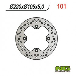 Rear brake disc NG Triumph 950 DAYTONA T 1996 - 1998