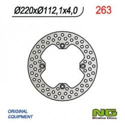 Rear brake disc NG Husqvarna 570 NOX 2001 - 2003