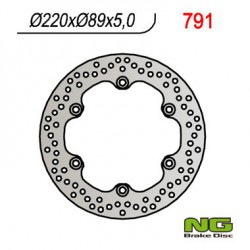 Rear brake disc NG Suzuki 1100 GSX R 1986 - 1988