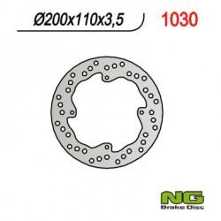 Rear brake disc NG KTM 105 SX 2004 - 2015