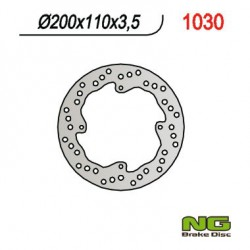 Rear brake disc NG KTM 105 XC 2008 - 2009