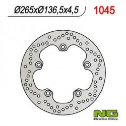 Rear brake disc NG Husqvarna 900 NUDA / NUDA ABS 2011 - 2013