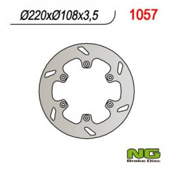 Rear brake disc NG Gas Gas 400 PAMPERA 2006 - 2007