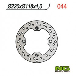 Rear brake disc NG Suzuki 350 DR 1999