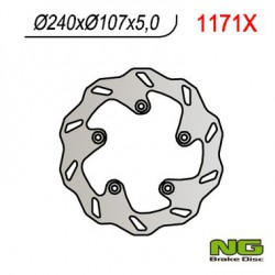 Rear brake disc NG Husqvarna 693 VITPILEN 701 ABS 2018 - 2019