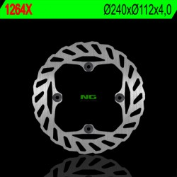 Rear brake disc NG Beta 450 RR EN / 4T 2005 - 2013