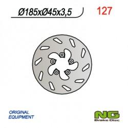 Rear brake disc NG KTM 50 EXC 1999 - 2000