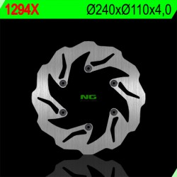 Rear brake disc NG Beta 430 RR RACING 4T 2019