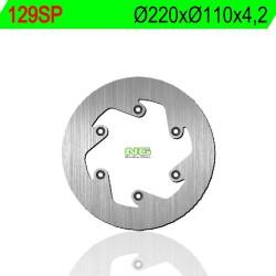 Rear brake disc NG Husaberg 125 TE 2011 - 2014