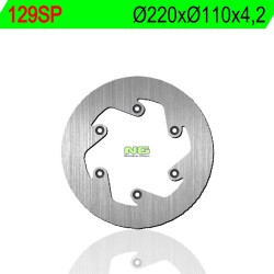Rear brake disc NG KTM 560 SMR 2009 - 2012