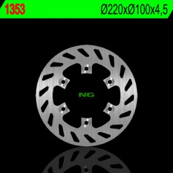 Rear brake disc NG Kawasaki 220 KDX 1994 - 2005