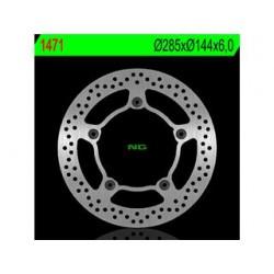Rear brake disc NG Triumph 885 ADVENTURER 1996 - 2001