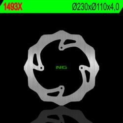 Rear brake disc NG KTM E FREERIDE E-SM / E-SX 2015 - 2017