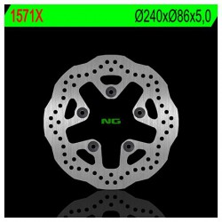 Rear brake disc NG KTM 1301 SUPER DUKE 1290 R ABS 2014 - 2018