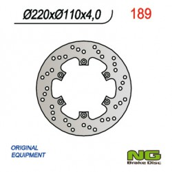 Rear brake disc NG Beta 400 MOTARD 4.0 2006