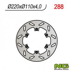 Rear brake disc NG Benelli 570 SUPERMOTO 2008