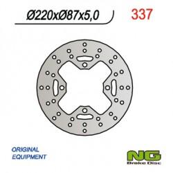 Rear brake disc NG Cagiva 600 RAPTOR / RAPTOR V 2000 - 2007