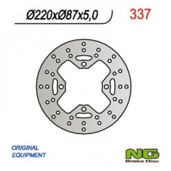 Rear brake disc NG Cagiva 1000 RAPTOR / V / X 2000 - 2007