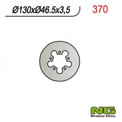 Rear brake disc NG Gas Gas 270 CONTACT TXT 1999