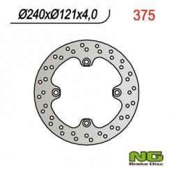 Rear brake disc NG Honda 260 CRE 1998