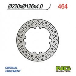 Rear brake disc NG Husqvarna 570 TE / TC 2000 - 2004