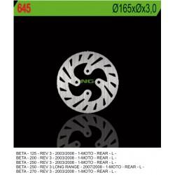 Rear brake disc NG Beta 270 REV 3 2003 - 2008