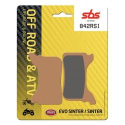 Front brake pads SBS Aprilia SXV 450  2006 - 2013 směs RSI