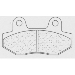 Front brake pads CL-Brakes HYOSUNG GT 600 Comet 2003-2003 type A3+