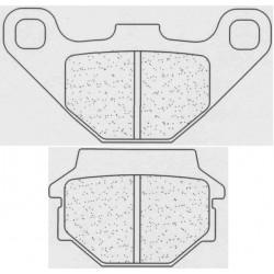Front brake pads CL-Brakes ATV TGB/WINKING Blade 325 2010-2011 type ATV1
