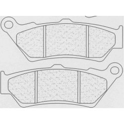 Front brake pads CL-Brakes BMW C1 200 2002-2007 type S4