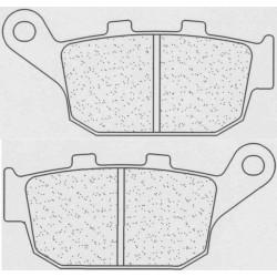 Rear brake pads CL-Brakes BUELL XB9SX 1000 Lightning City 2005-2007 type RX3