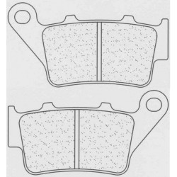 Rear brake pads CL-Brakes BMW C1 125 2000-2007 type RX3
