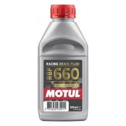 Motul Racing Brake Fluid RBF 660 0,5L