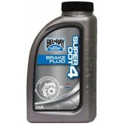 Brake fluid BelRay SUPER DOT 4 BRAKE FLUID 355 ml