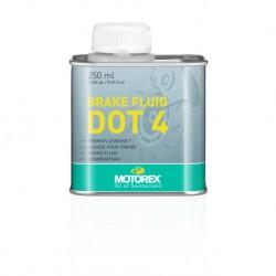 Brake fluid Motorex Brake Fluid DOT 4 1L