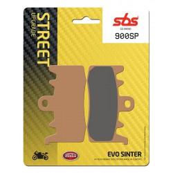 Front brake pads SBS Aprilia  1200 Caponord 2013 - 2019 směs SP