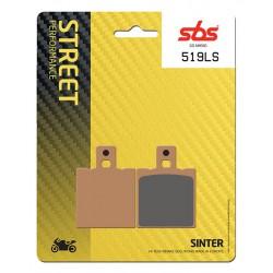 Rear brake pads SBS Benelli TnT 1100  2004 type LS