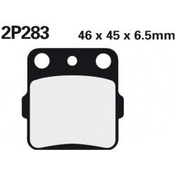 Rear brake pads Nissin Suzuki LT 230 SF-SJ 1985 - 1988 type ST
