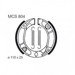 Rear brake pads TRW / Lucas Honda CT 90  1971 - 1977
